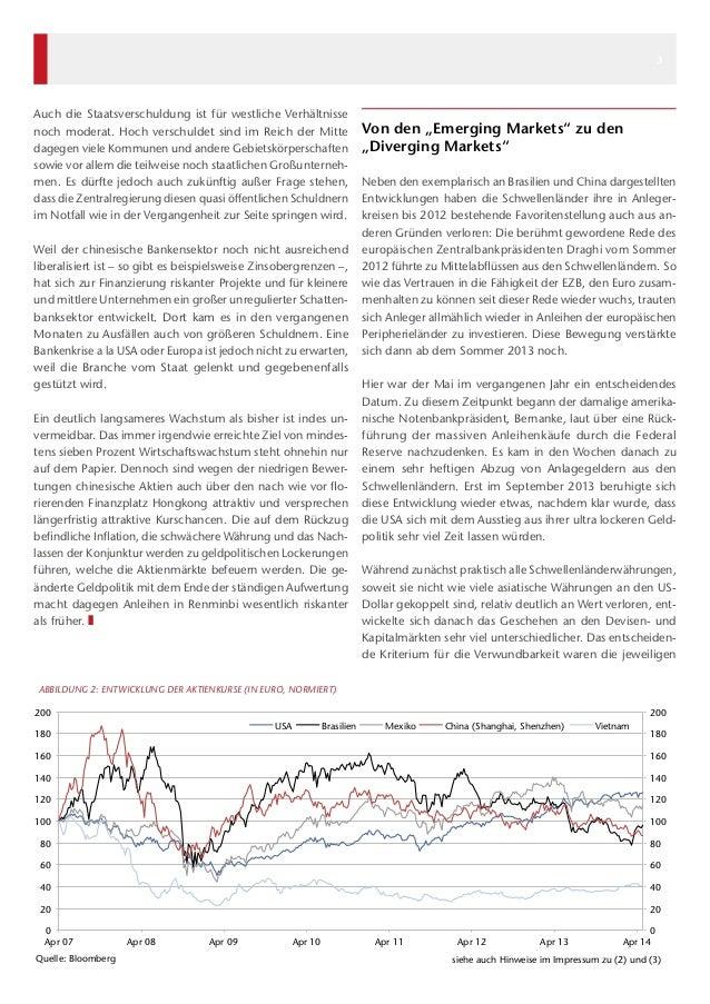Kapital & Märkte: Ausgabe Mai 2014 Slide 3