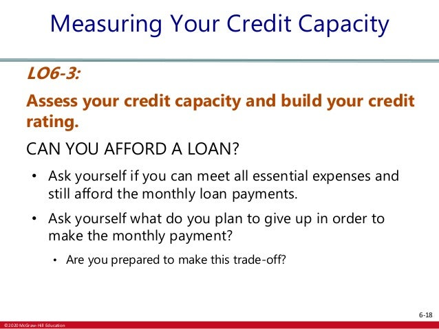Home Equity Loan Tax Deduction 2020.Personal Finance Chapter 6 Powerpoint