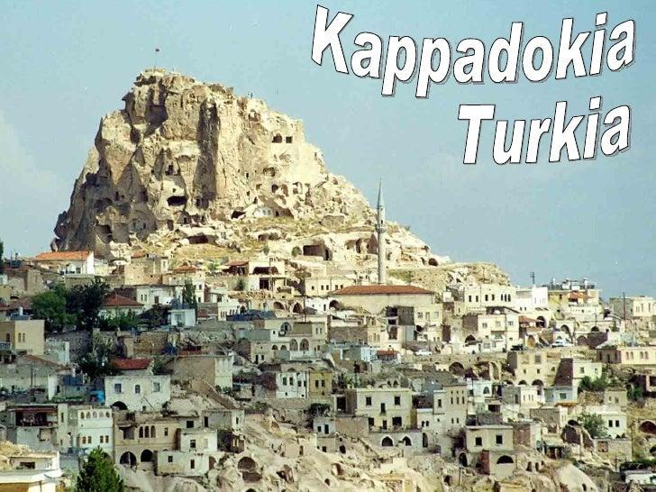Kappadokia Turkia