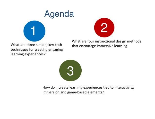 Agenda           1                                             2                                      Whatarefourinstru...