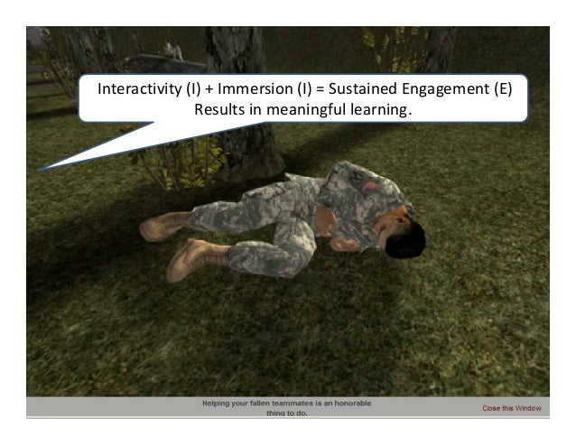 W209 - Interactivity, Games, and Gamification: A Research-Based Approach to Engaging Learners Through Games Slide 2