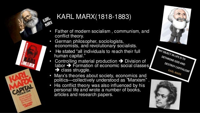 a look at karl marxs as the father of modern communism and socialism In a look at karl marxs as the father of modern communism and socialism karl marx by his father.