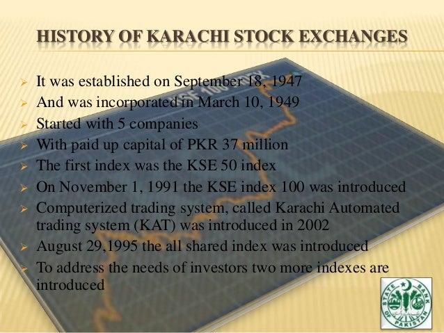 Margin Trading System Kse - Pakistan News Service