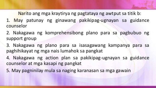 Paunang Pagtataya Panuto: Isulat ang titik ng pinakaangkop na sagot sa sagutang papel. 1. Ang sumusunod ay mga umiiral na ...