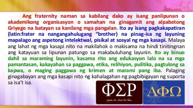f. Karamihan sa miyembro ng gang ay nadadala ang pagiging marahas hanggang sa kanilang pagtanda, mas madalas na labas maso...