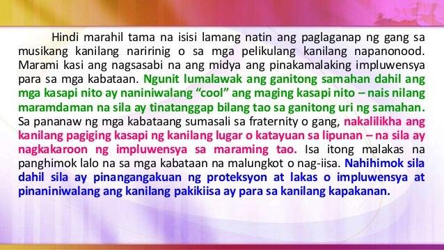 Kaya mong mahalin ang iyong kapwa, mag-alala para sa kanila, bigyan sila ng lakas ng loob, suportahan, makinig, ngunit lah...