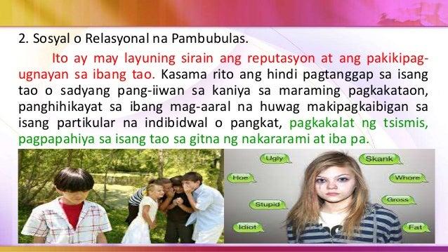 Ang Binubulas Ano naman ang madalas na sanhi kung bakit nabubulas ang isang tao? Narito ang ilan lamang sa mga posibleng d...