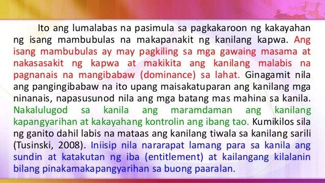"""Ayon nga kay Michael Diamond, Direktor ng Plan Philippines, """"Nakababahala ang palaki nang palaking bilang ng mga nabibikti..."""