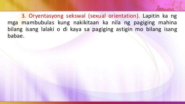 2. Ang biktima ng pambubulas ay madalas na kakaunti ang kaibigan o maaaring walang kaibigan. Dahil sa kanilang labis na pa...