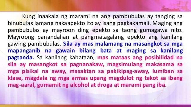 1. Pagsasamahan ng tatlo o mahigit pang indibidwal; 2. Ang mga miyembro nito ay kolektibong kinikilala ang kanilang pangka...