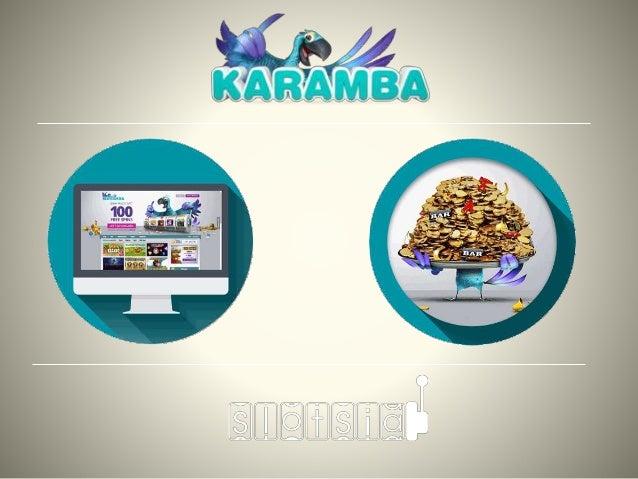 Du kan spela på Karamba Mobil via din smartphone. Du behöver ett medlemskap och en internettuppkoppling på telefonen med 3...