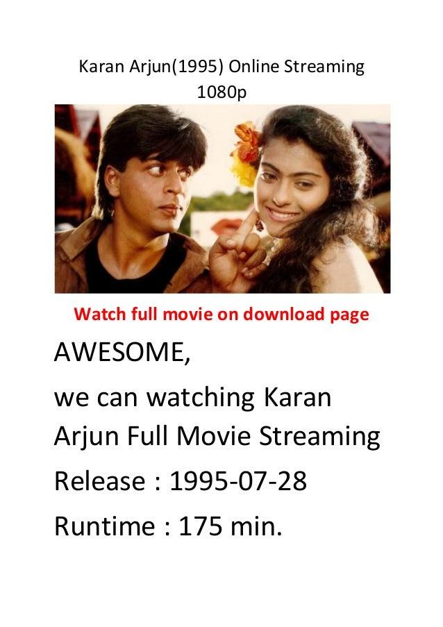Karan Arjun1995 Online Streaming 1080p Hollywood Best Action Comedy