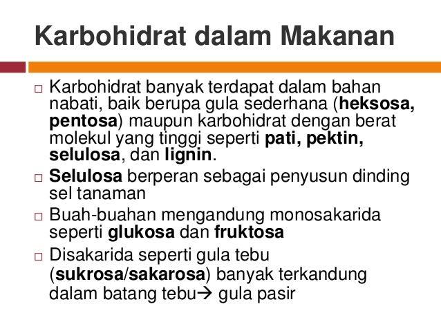 Karbohidrat part 1 2014