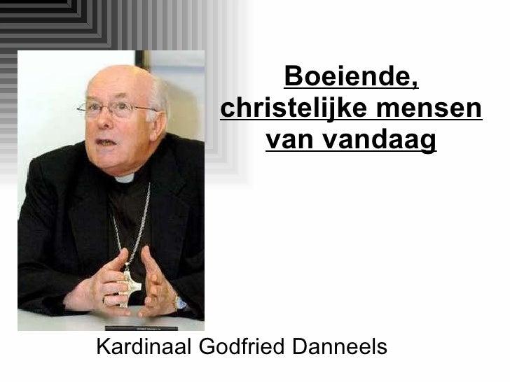 Godfried Danneels Detail: Kardinaal Danneels Pascaline Cattrysse