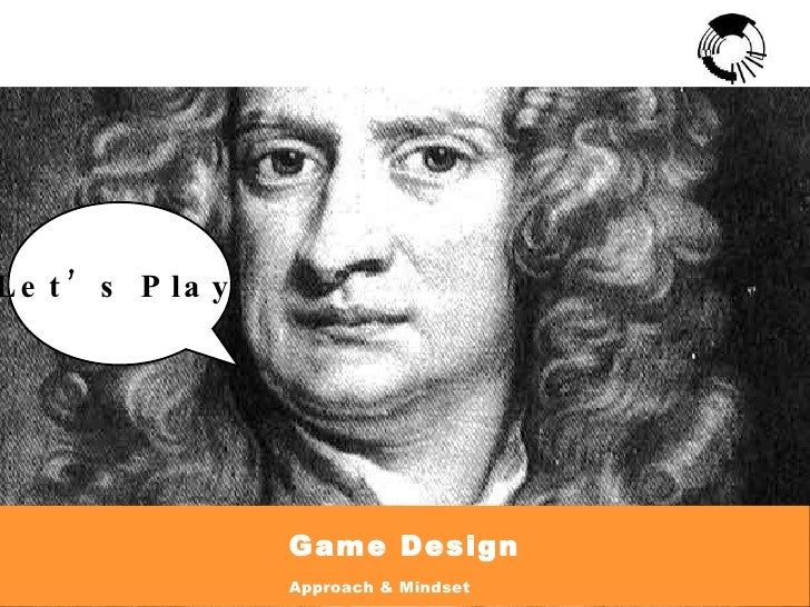 Game Design Approach & Mindset Let's Play