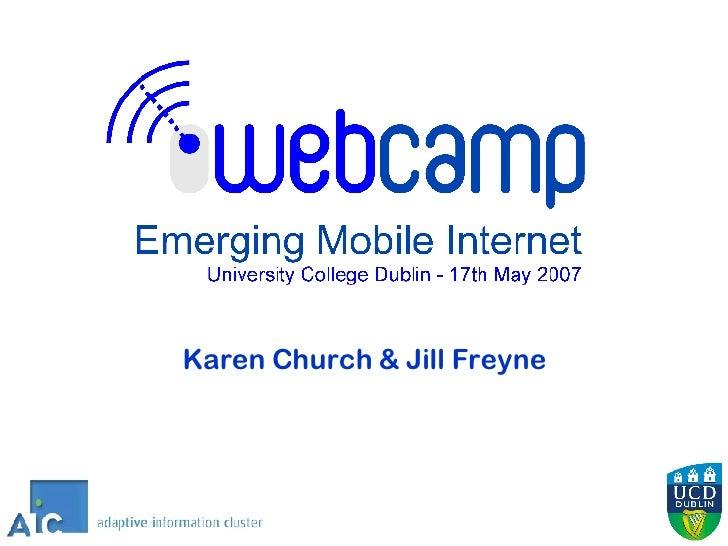 Karen Church & Jill Freyne