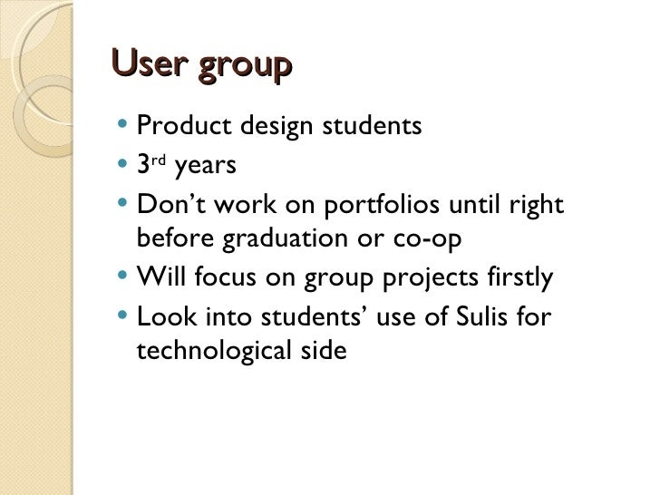 Collaborative Classroom Presentation : Collaborative interactive class portfolio interim presentation
