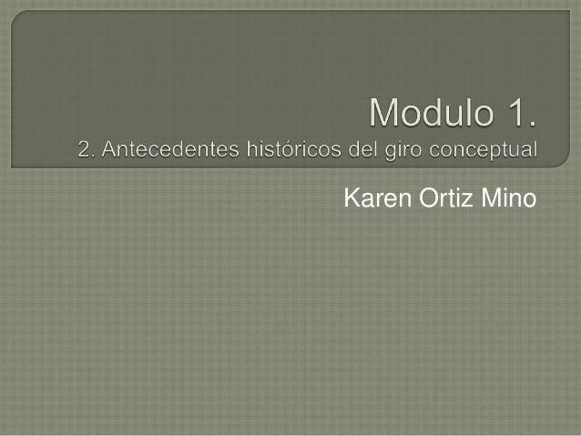 Karen Ortiz Mino