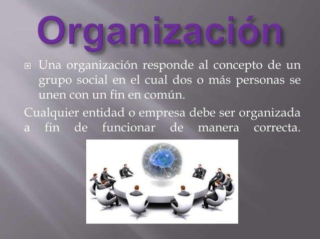 El control es una de las principales actividades administrativas dentro de las organizaciones. Es el proceso de verificar ...