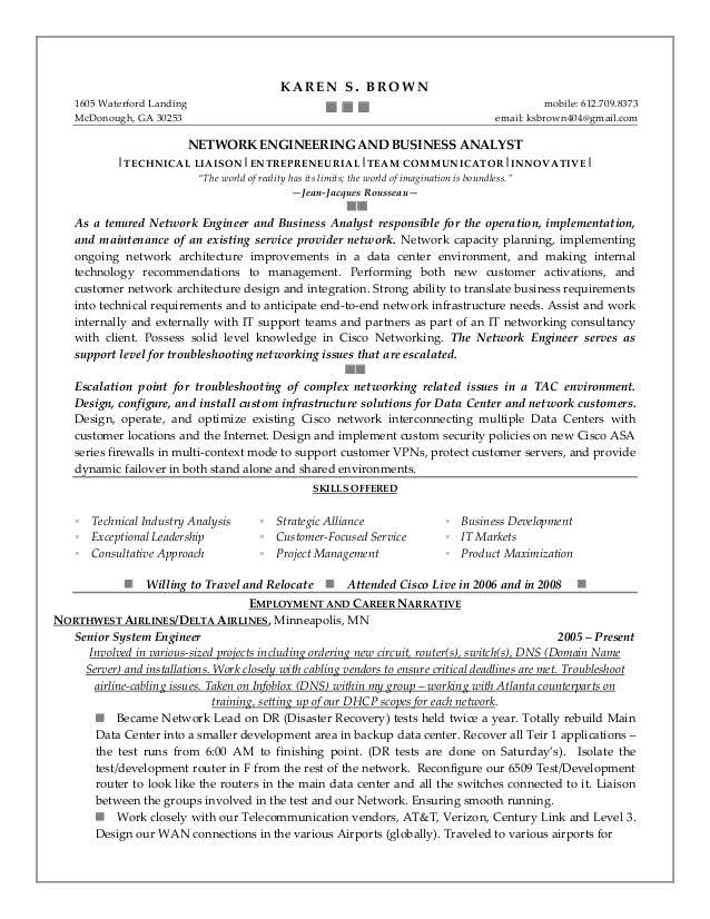 Karen s  brown  professional resume  v2 1