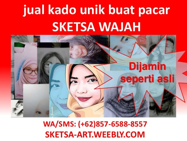 (+62-857-6588-8557)    jasa pembuatan karikatur murah di   semarang  SKETSA-ART.WEEBLY.COM Slide 2