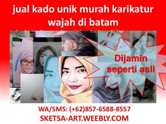 (+62-857-6588-8557)    jasa pembuatan karikatur murah di   semarang  SKETSA-ART.WEEBLY.COM Slide 3