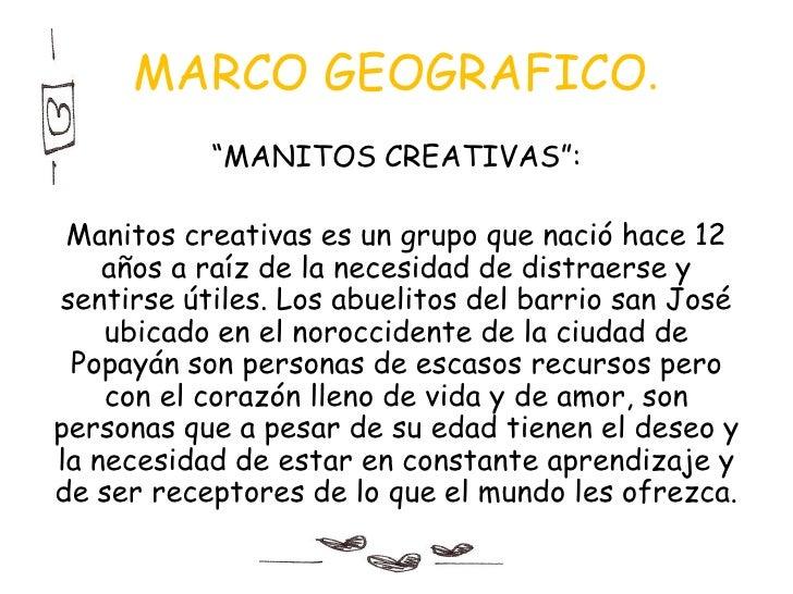 """Fig. Jorge Eliecer. Jorge Eliecer pertenece al grupo """"manitos creativas"""" hace 5 años y desde entonces ha participado en to..."""