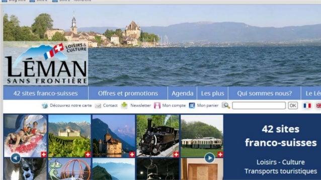 Des utilisateurs individuels invités à collaborer avec leurs offices de tourisme 14 • Consulter les offresUtilisateur non ...