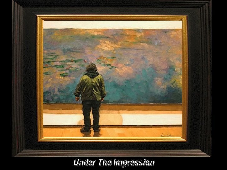 Under The Impression