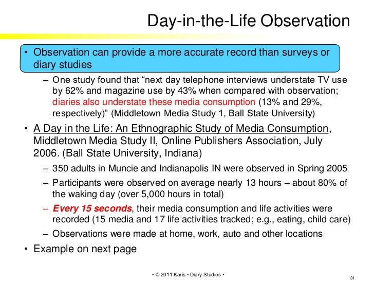 field observation paper