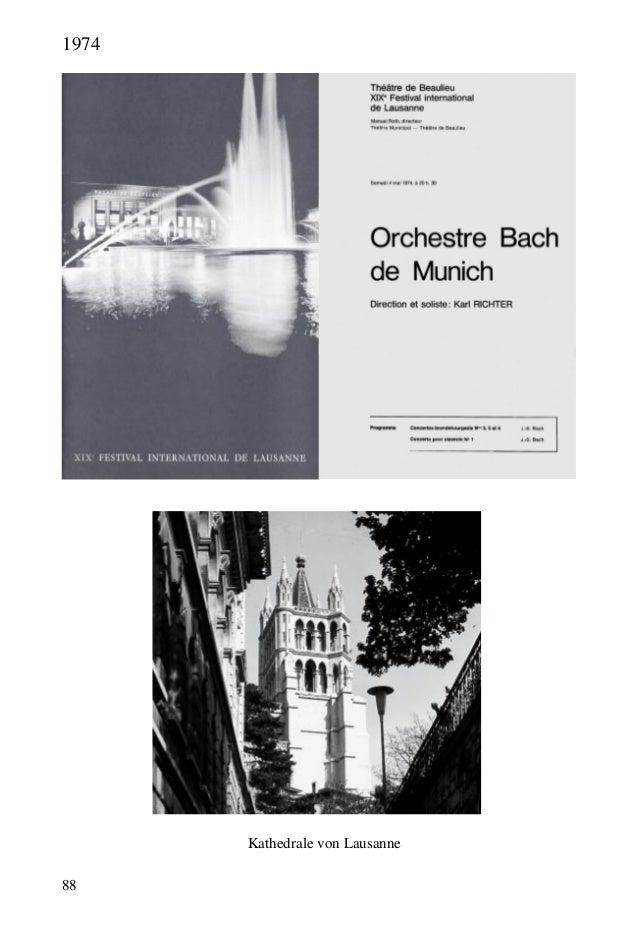 88 Kathedrale von Lausanne 1974