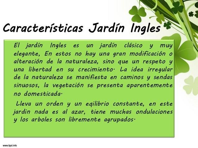 Karla santos segundo parcial jardines for Jardin en ingles
