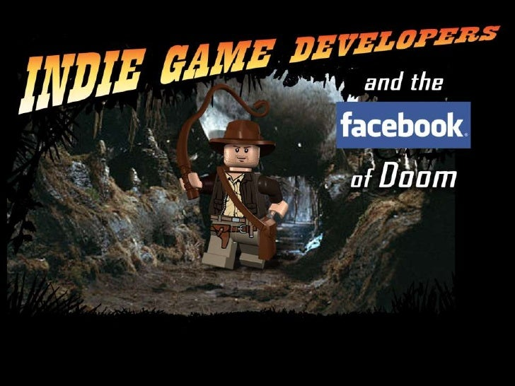 Our feature presentation:  What does the coming year hold for the independent Facebook game developer?