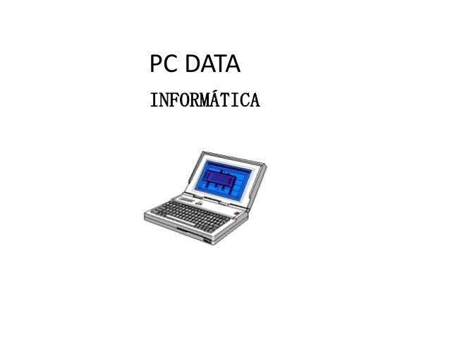 PC DATA INFORMÁTICA