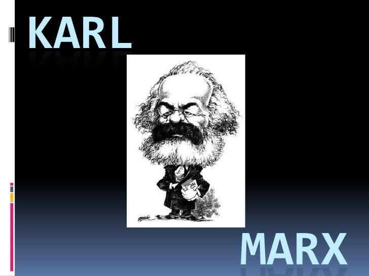 Karl<br />MARX<br />