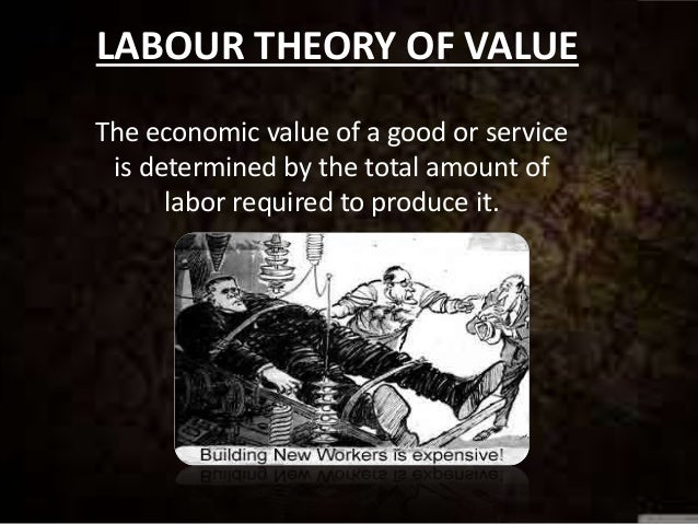 karl marxs theory of surplus labour essay Karl marx and education  this surplus value, as he called it,  and political theory acknowledgements: picture: karl marx,.