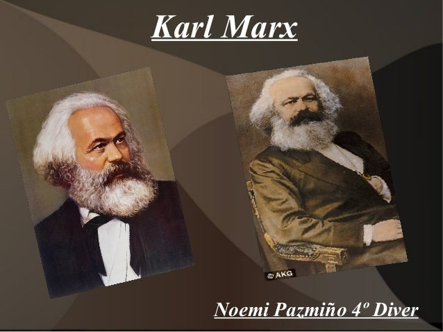 Karl Marx Noemi Pazmiño 4º Diver