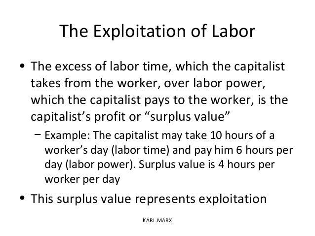 labour exploitation in india