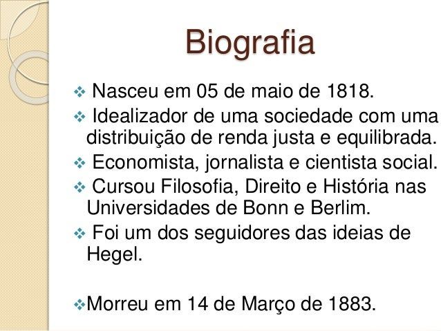 Ideias De Hegel ~ A Ideologia Alem u00e3 de Karl Marx