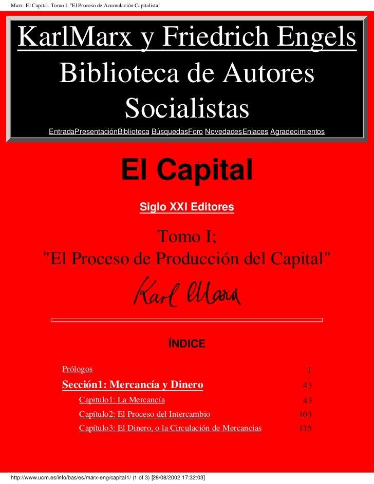 EL CAPITAL TOMO 1 CARLOS MARX EPUB DOWNLOAD