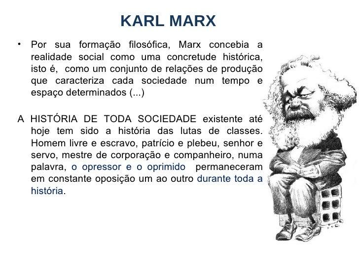 Resultado de imagem para visao marxista da escravidao
