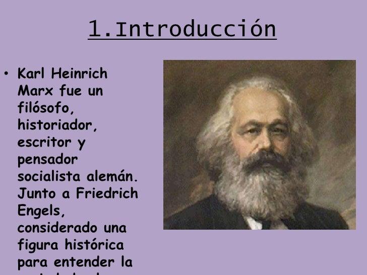 the ideas of karl marx Karl marx fue un pensador de origen alemán karl marx fue un pensador de origen alemán diccionario  cuando los dos autores plasmaron tales ideas en el.