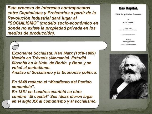 """Karl Marx y la teoría de la """"Plusvalía"""""""