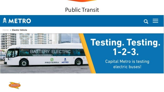 Why Should Utilities Invest in Transportation Electrification? Karl Popham
