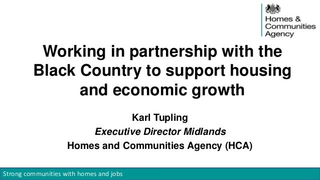 Karl Tupling - Black Country housing growth