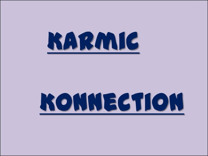 KarmicKonnection