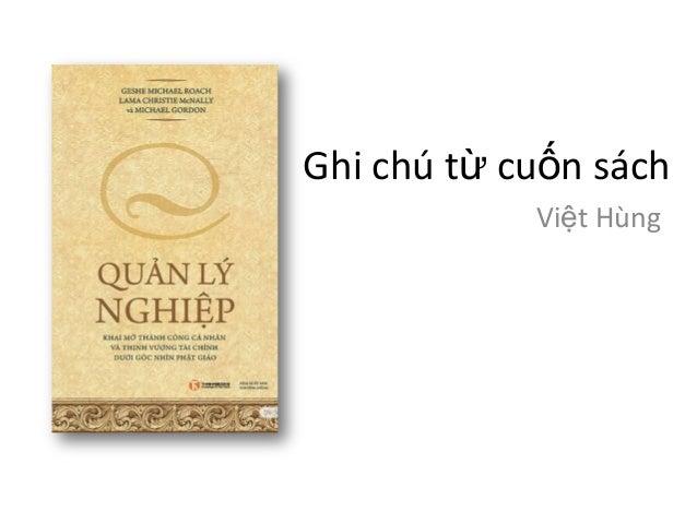 Ghi chú từ cuốn sách Việt Hùng