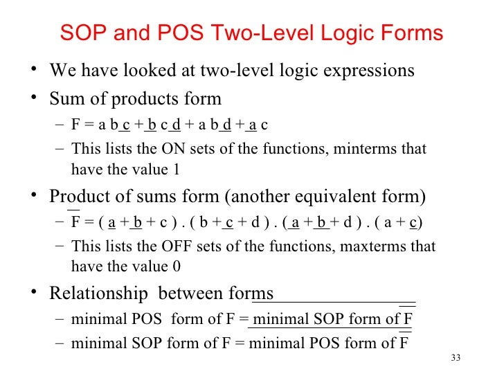 how to change sop to pos