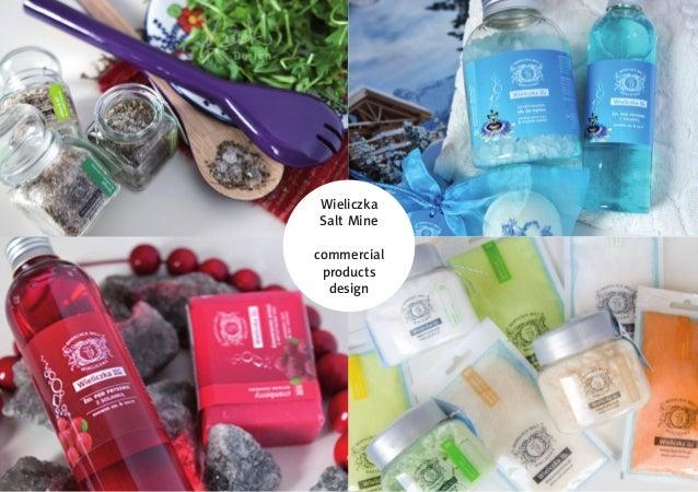 Wieliczka  Salt Mine  commercial  products  design