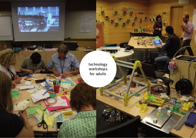 technology  workshops  for adults